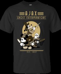 Ghost Exterminators Cotton T-Shirt