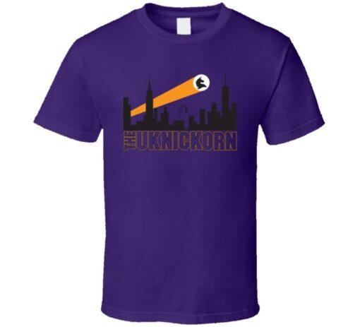 Gift Basketball Fan Uknickorn Kristaps Porziņģis T Shirt