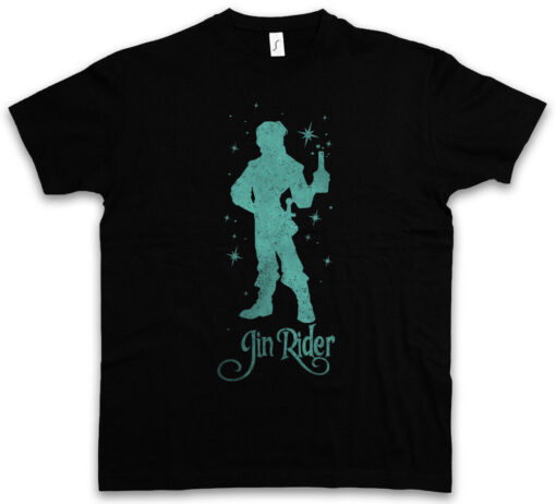 Gin Rider Fun Tee Wasted Intoxicated Drunk Alcohol Hangover Drunk Party T Shirt