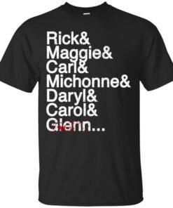 Glenn Cotton T-Shirt