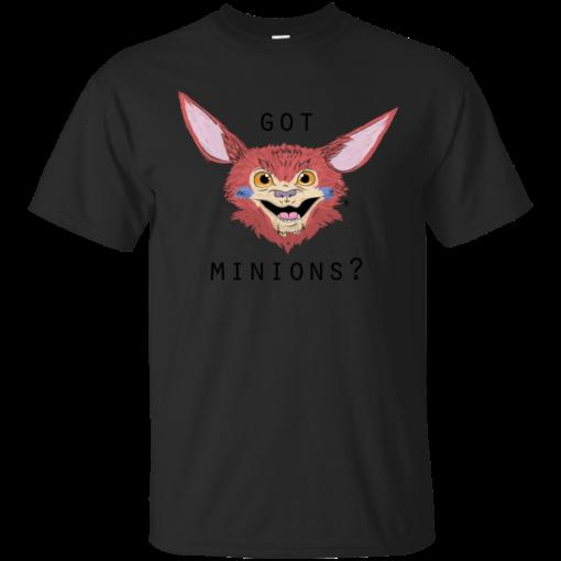 Got Minions minions Cotton T-Shirt