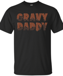 Gravy Daddy Cotton T-Shirt