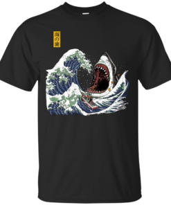 Great White Cotton T-Shirt