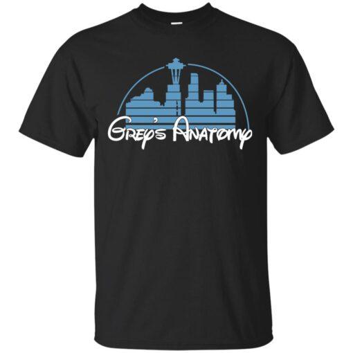 Greys Anatomy Disney Cotton T-Shirt