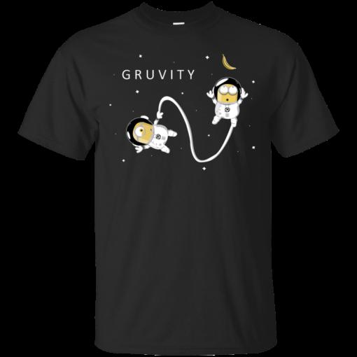 Gruvity minion Cotton T-Shirt