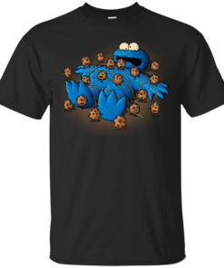 Gulliver Monster Cotton T-Shirt