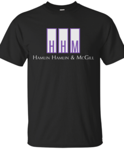 Hamlin Hamlin McGill Cotton T-Shirt