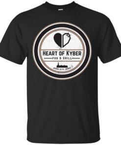 Heart of Kyber Cotton T-Shirt