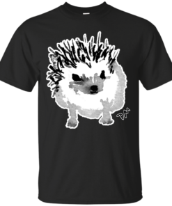 Hedgehog Cotton T-Shirt