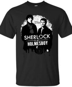 Holmesboy Cotton T-Shirt
