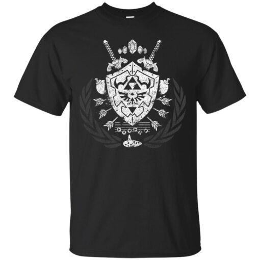 Hylian Crest Cotton T-Shirt