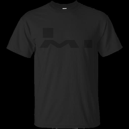 I Hate Minions Black Clean hate Cotton T-Shirt