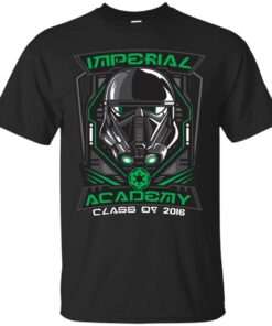 IMPERIAL ACADEMY DEATH TROOPER Cotton T-Shirt