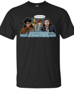 IT Crowd Wars Cotton T-Shirt