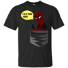 Im In Your  deadpool Cotton T-Shirt