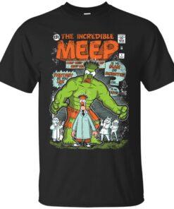 Incredible Meep Cotton T-Shirt