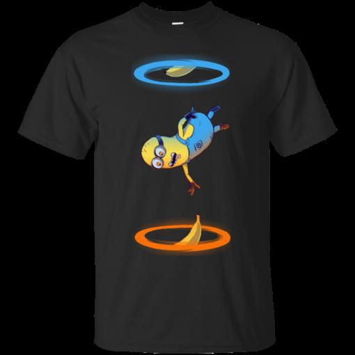 Infinite Banana grab it Cotton T-Shirt