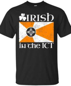 Irish in the ICT Cotton T-Shirt