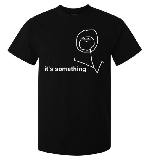 It Is Top Quality Is Something Meme Black Men (Available Women) Stylish T Shirt