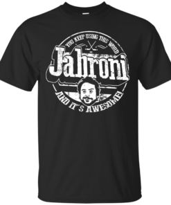 Jabroni Cotton T-Shirt
