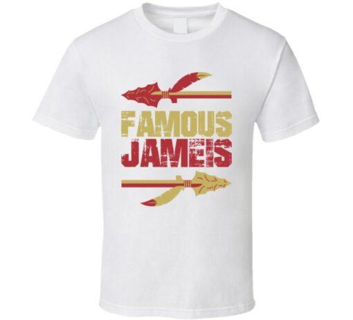 Jameis Winston Famous Florida College Football T Shirt