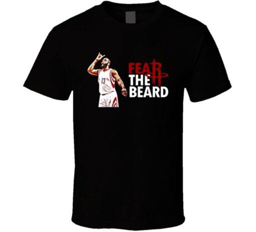 James Harden Houston Rockets Basketball Player T Shirt