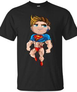 Jason Superman Speedo Cotton T-Shirt