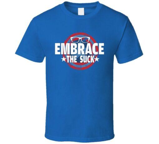 Joe Madden Manager Funny Streak Cubs Suck Change T Shirt