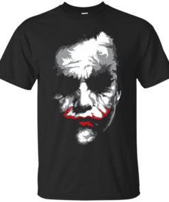 Joker Cotton T-Shirt