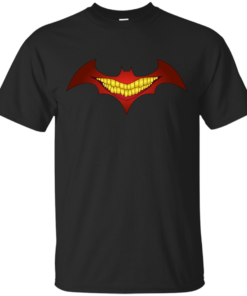 Jokers Smile Cotton T-Shirt