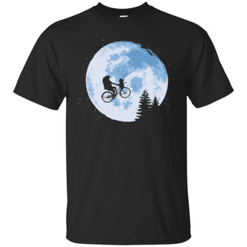Journey to the Moon pop culture Cotton T-Shirt