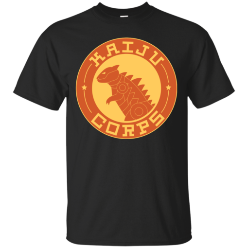 Kaiju Corps mechagodzilla Cotton T-Shirt