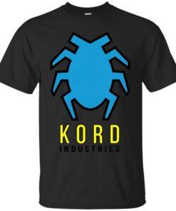 Kord Industries Cotton T-Shirt