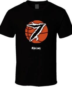 Kyle Lowry All Star Basketball Logo Cool Hashtag T Shirt