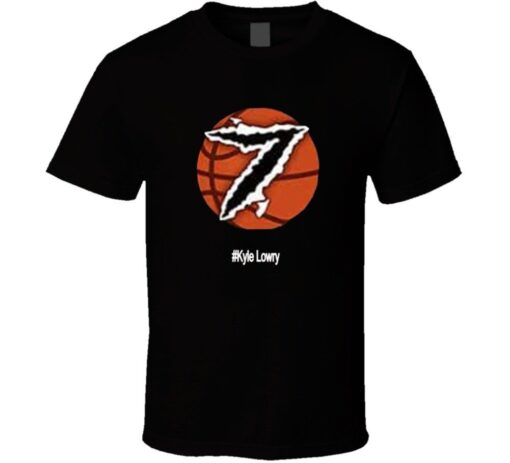 Kyle Lowry All Star Basketball Logo Cool Hashtag T Shirt