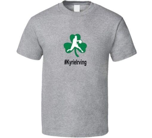 Kyrie Irving All Star Basketball Logo Cool Hashtag T Shirt
