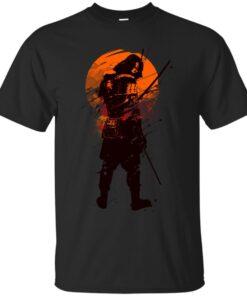 Last Samurai Standing Cotton T-Shirt
