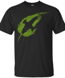 Leaf on the Wind Cotton T-Shirt