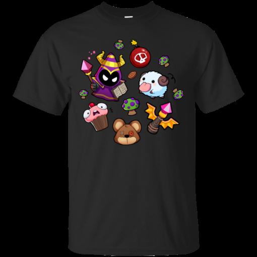 League of Legends league of legends Cotton T-Shirt