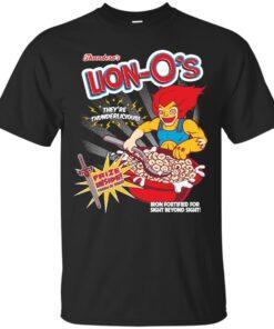 LionOs Cereal Cotton T-Shirt