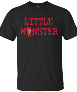 Little Monster Cotton T-Shirt