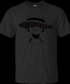 Luffys eyes Cotton T-Shirt