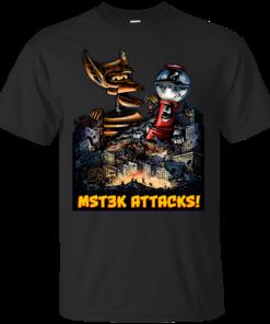 MST3K Attacks Cotton T-Shirt