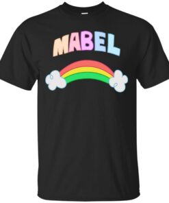 Mabel Rainbow Mabels Sweater Collection Cotton T-Shirt