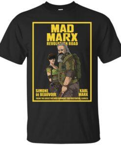 Mad Marx  Cotton T-Shirt
