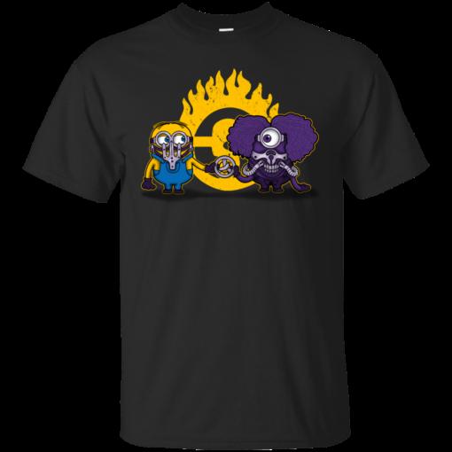 Mad Minions mad max fury road Cotton T-Shirt