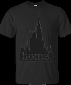 Magic Kingdom is my Home Cotton T-Shirt