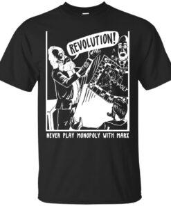 Marxist Monopoly Cotton T-Shirt