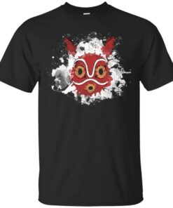 Mask mononoke Cotton T-Shirt