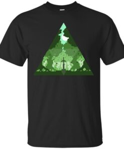 Master Sword in the Stone Cotton T-Shirt